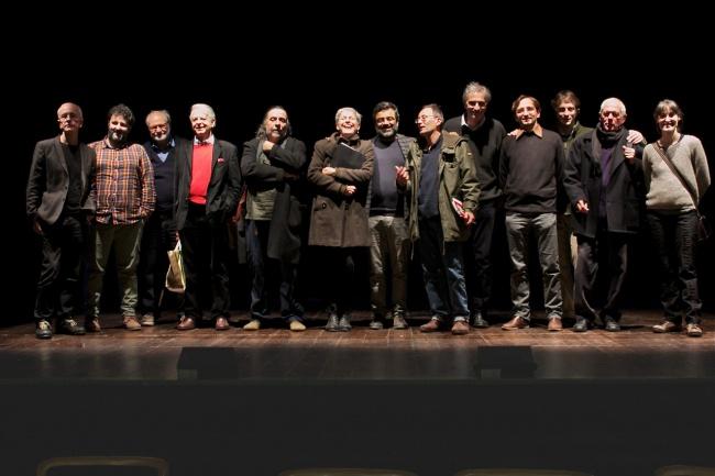 Il Convegno Teatro della Critica I relatori Teatro Bolognini (foto di Filippo Basetti)