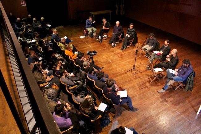 Il Teatro della Critica Centro Il Funaro (foto di Filippo Basetti)