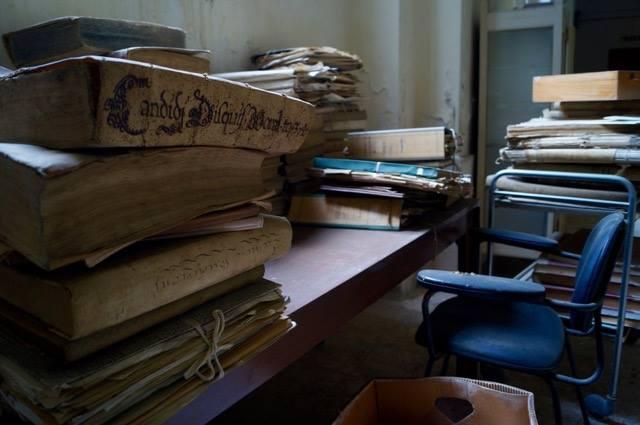 L'archivio di Aversa