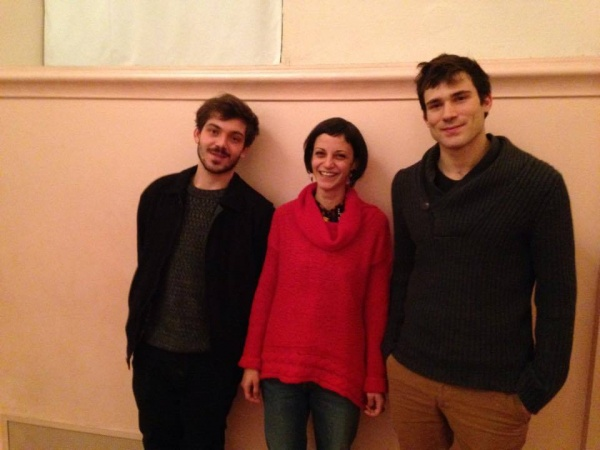 Rocco Manfredi, Riccardo Reina, Alessandra Ventrella. Dispensa Barzotti