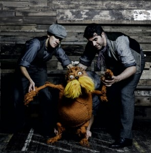 Dr Seuss's The Lorax. Photo by Manuel Harlan