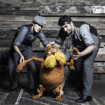 Dr Seuss's The Lorax @Manuel Harlan