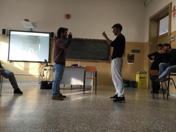 Laboratorio teatrale nelle scuole