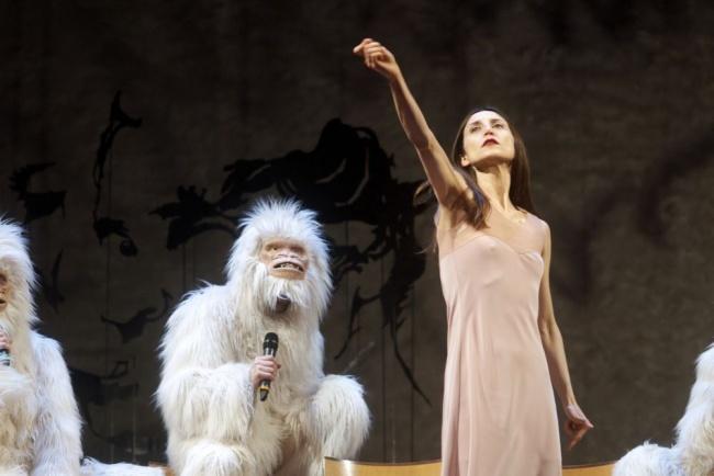 Il cinema-teatro di Antonio Latella: Ti regalo la mia morte, Veronika