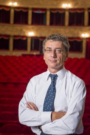 Antonio Calbi - direttore del Teatro di Roma