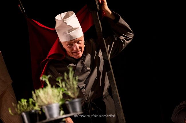 Macbeth Banquet al Teatro Libero. Regia di Paola Manfredi