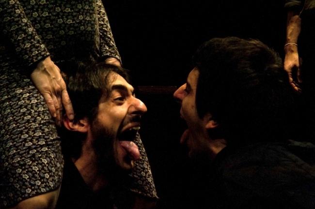Morte di Zarathustra foto di Clemente Tafuri