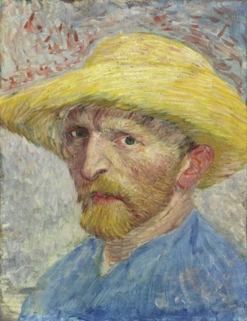 Vincent Van Gogh, Autoritratto, 1887_copertina
