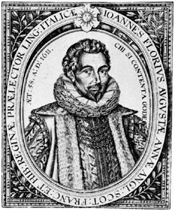 """John Florio"" alias Shakespeare di Lamberto Tassinari"