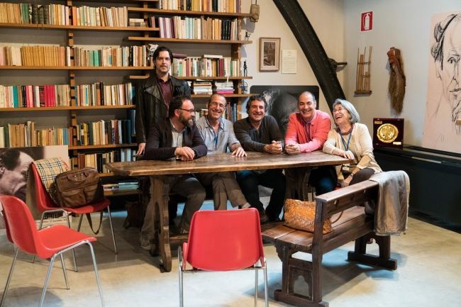 Da sinistra: Clemente Tafuri e David Beronio