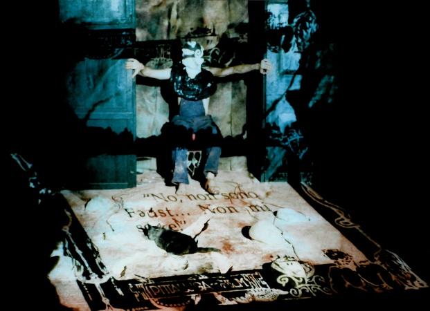 Archè, Masque teatro (2)