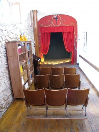 Teatrino Renzo Graziani , Fortezza di Volterra