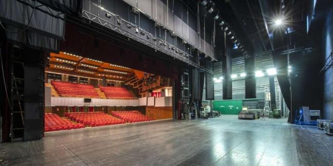 Teatro Comunale di Bolzano (crediti foto di Seehauser)