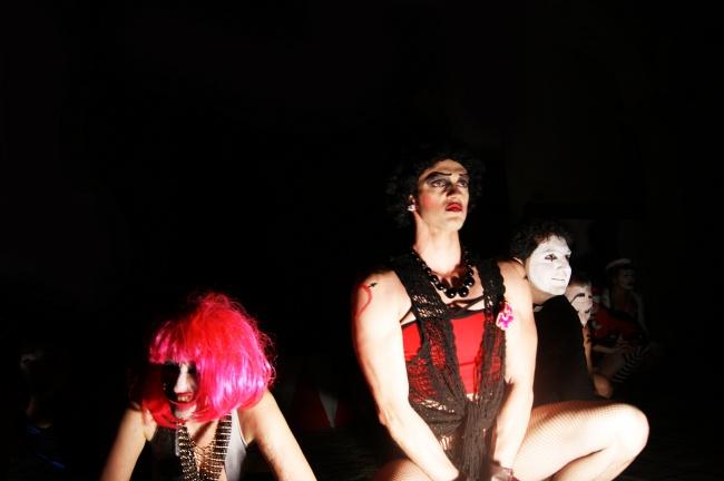 Orwell Circus degli Zero Meccanico, il teatro in divenire