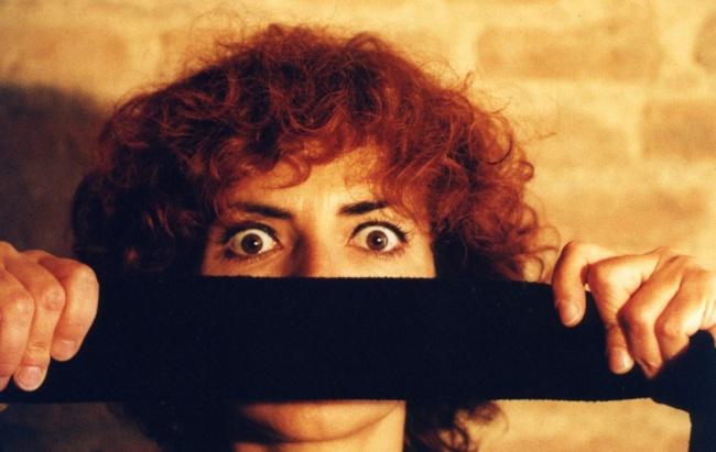 l'attrice Antonia Bertagnon foto di  Roberto Domeneghetti;