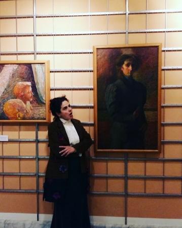 Il Museo Danzante Ines