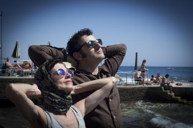 Daniele Timpano Elvira Frosini foto Lucia Baldini