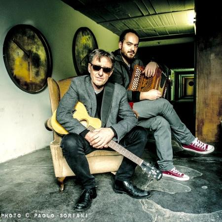 Canio Loguercio&AlessandroDAlessandro foto Paolo Soriani