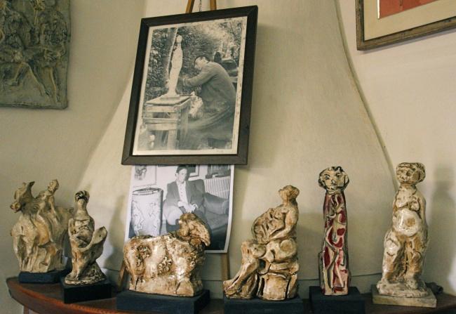 Forte dei Marmi: Ugo Guidi e Nicolò Ricciardi in mostra
