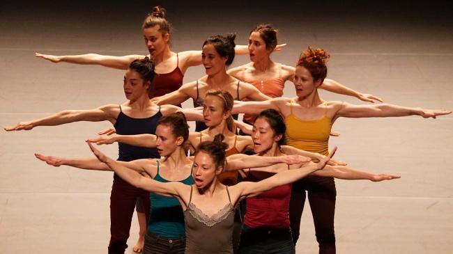 Ohad Naharin Batsheva Dance Company Three foto Gadi Dagon