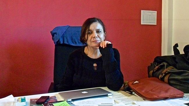 Donatella Diamanti direttrice artistica Teatro di Cascina