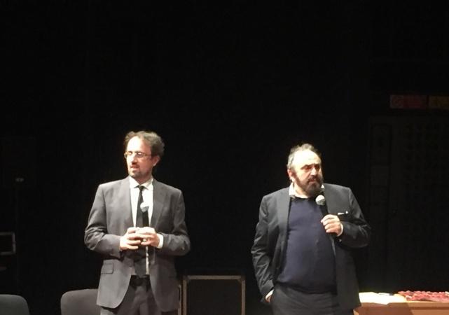 Assessore alla cultura Comune di Cascina Nannipieri e presidente cda Andrea Buscemi