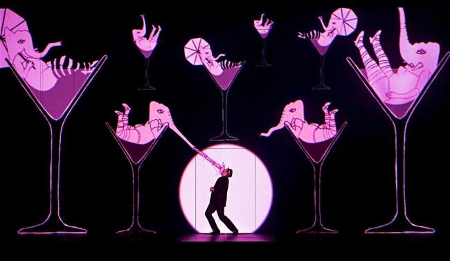 il flauto magico tamino e gli elefanti rosa foto by iko freese