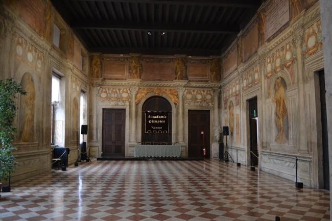 Odeo del Teatro Olimpico di Vicenza