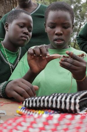 Didascalia: Gulu, St. Monica Tailor School (© www.eadu.news)