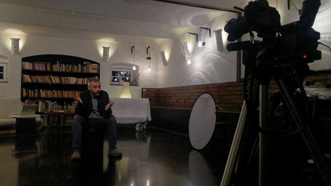 """La """"Repubblica"""" teatrale di Tomi Janežič: felice creazione di un'utopia"""