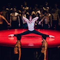 Bjart Ballet Bolero foto Marc Ducrest