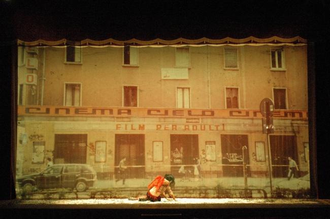 Cinema cielo foto Archivio Ert