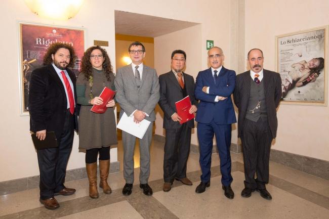 L'opera a Trieste:Fondazione Teatro Lirico Giuseppe Verdi e la Kitakyūshū City Opera