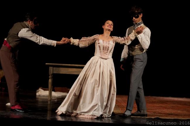 Madame Bovary, Teatro Cargo di Genova, regia di Laura Sicignano