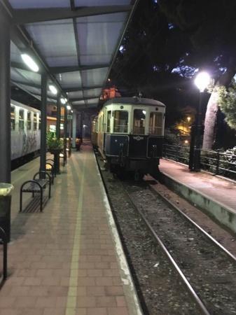 Stazione di Genova Manin