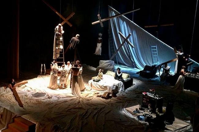"""""""Dopo La Tempesta, l'opera segreta di Shakespeare"""" al Teatro dei Rinnovati di Siena"""