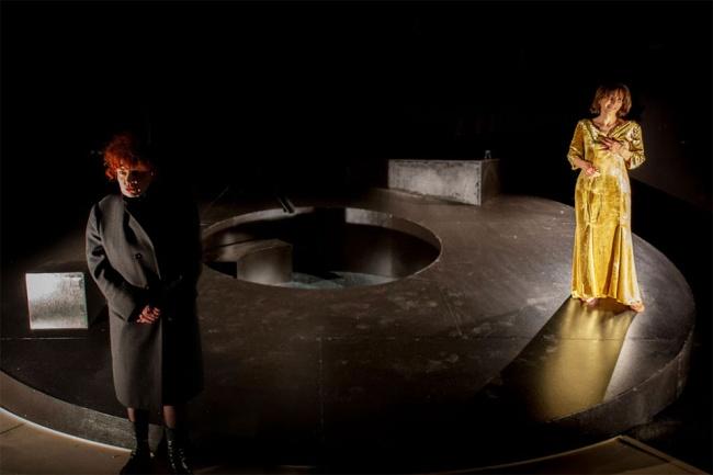 Giselle Bein  e Patrizia Milani