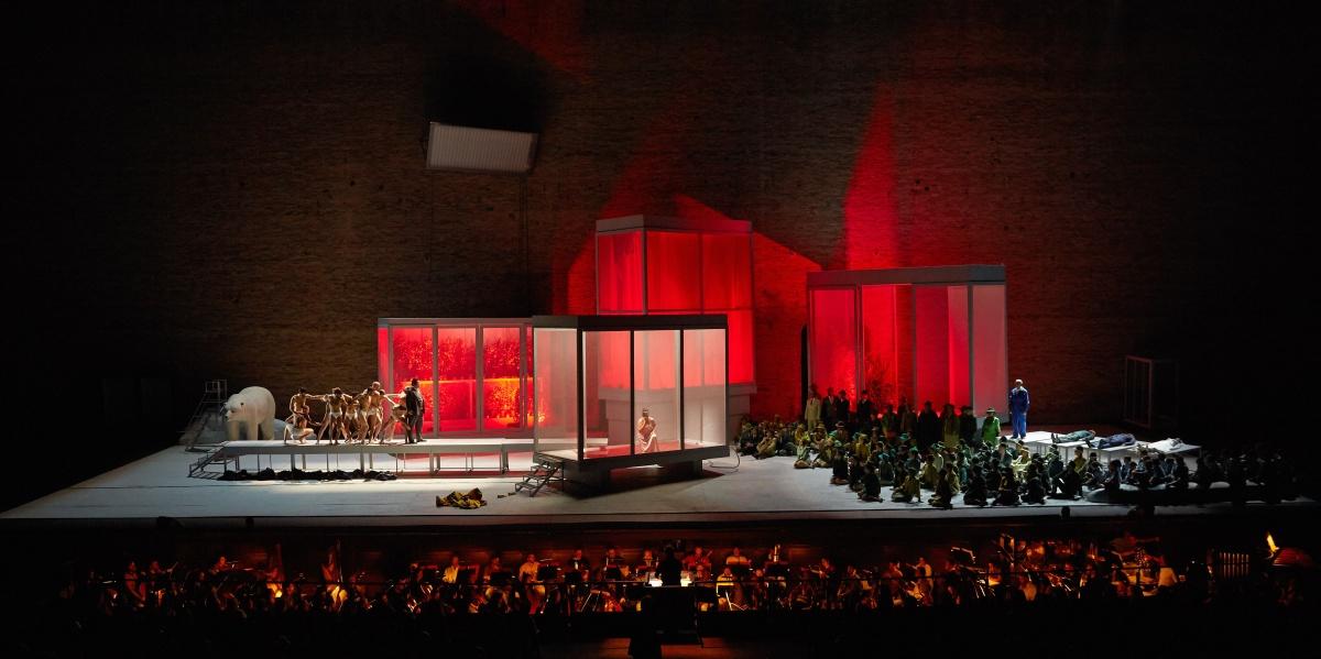"""""""Shi"""": il viaggio di Matteo Ricci da Macerata alla Cina dove canta Turandot"""