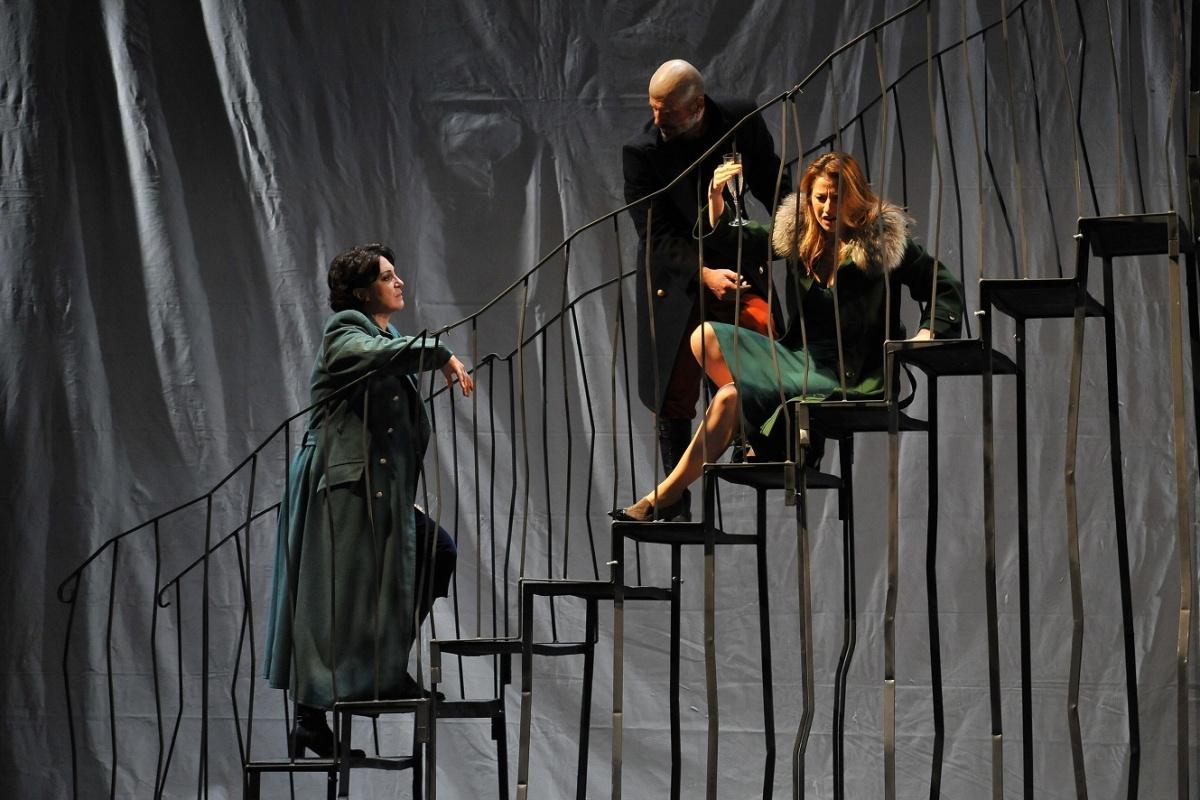 L'oscillante follia di Re Lear di Giorgio Barbierio Corsetti