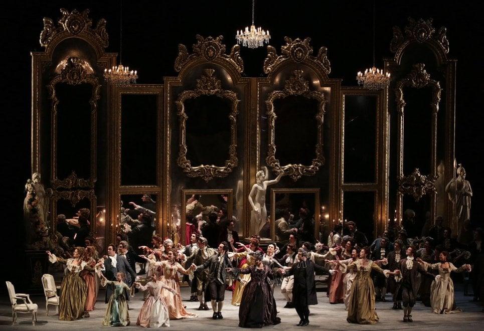 Andrè Chénier trionfa al Teatro alla Scala