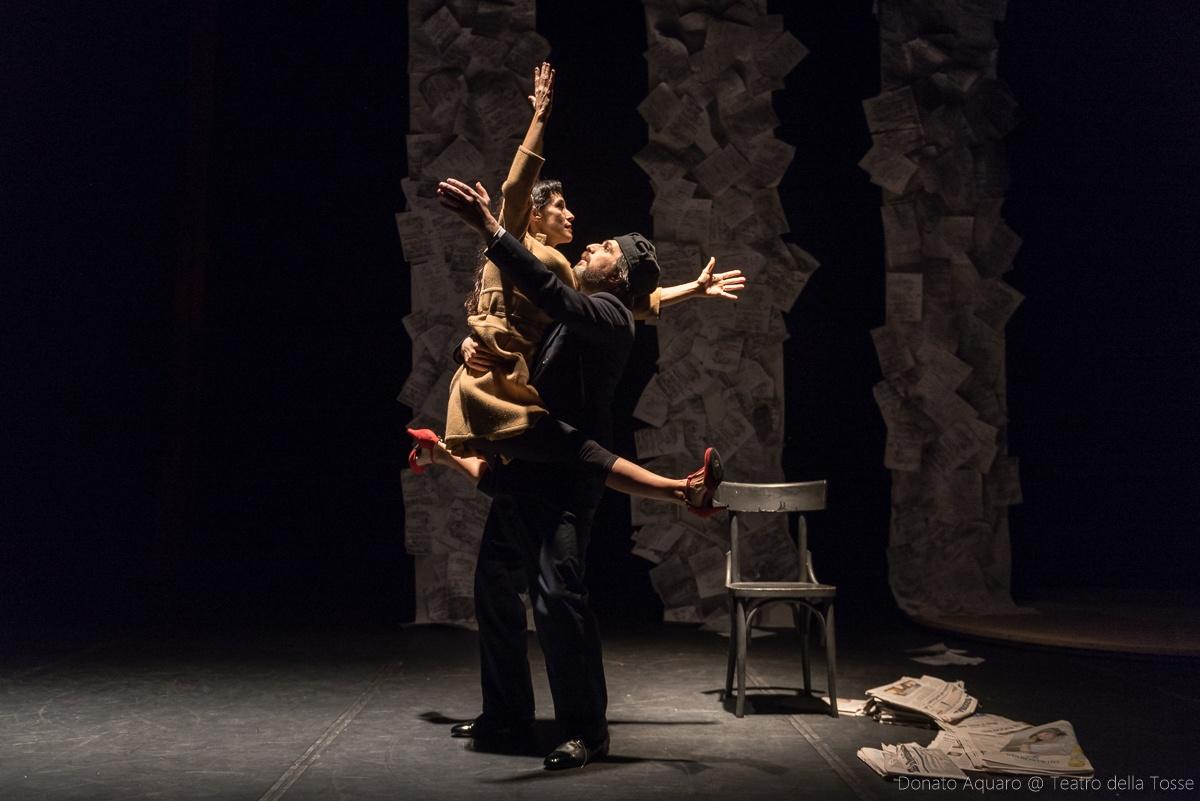 """Il """"Maestro e Margherita"""" nella versione surreale del Balletto Civile"""