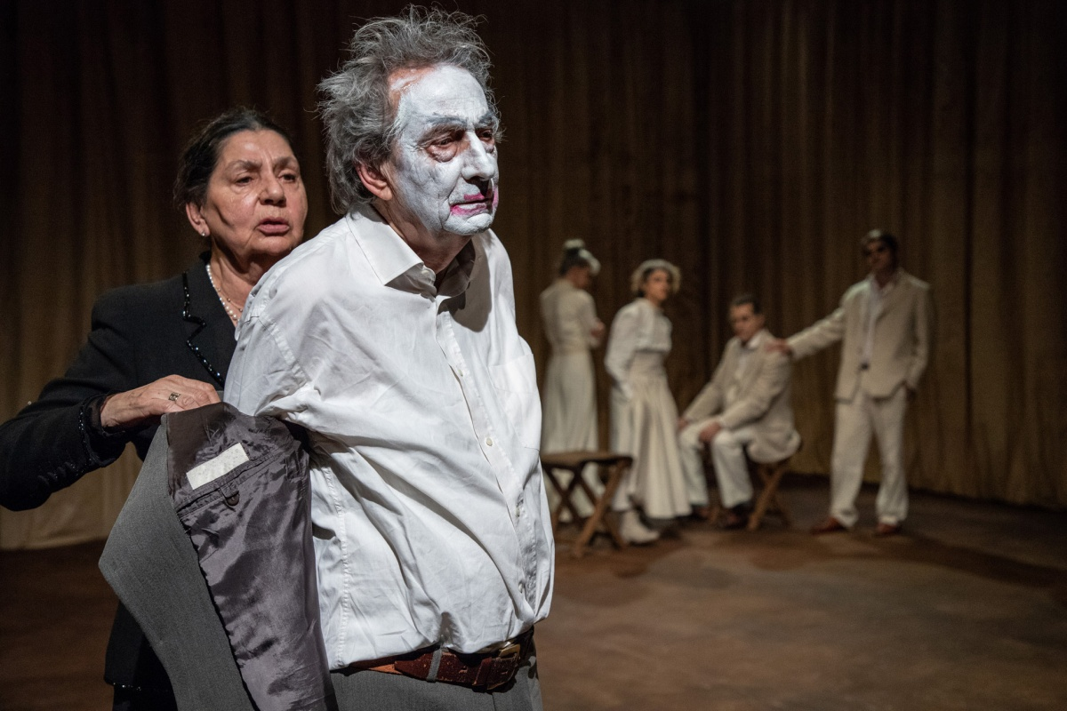 Quasi una vita. Scene dal Chissàdove in prima nazionale al Teatro Era di Pontedera