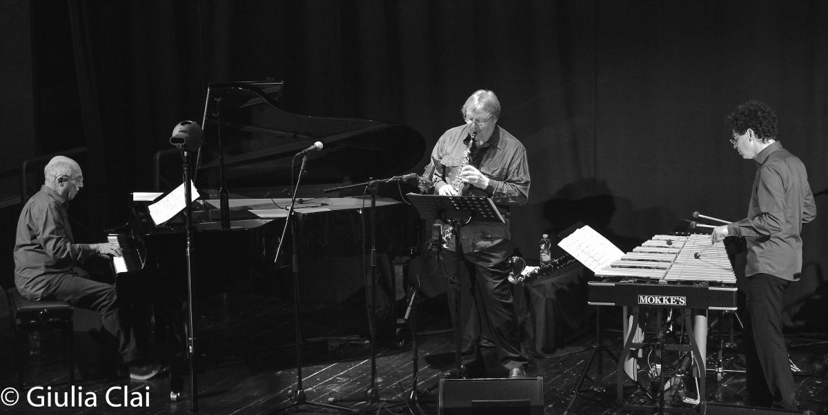 John Surman, un trio poetico e ammaliante