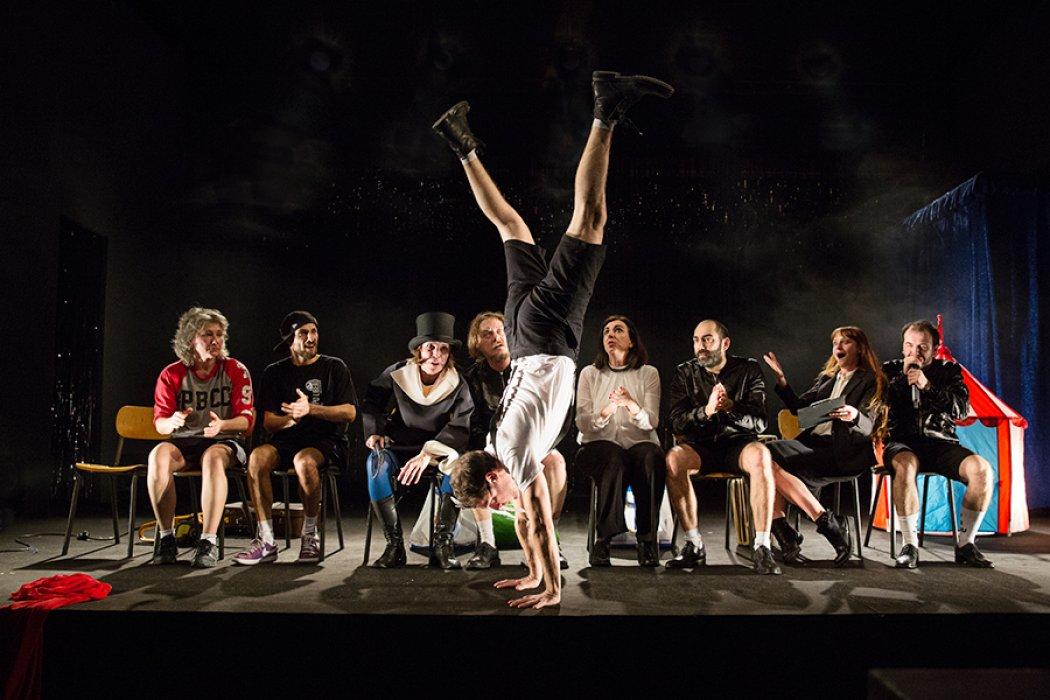 Cenerentola e Pinocchio di Joël Pommerati al Teatro India. Regia di Fabrizio Arcuri
