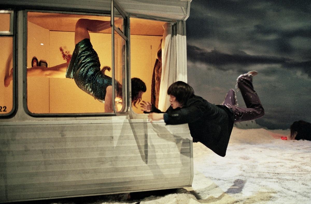 Peeping Tom 32 rue Vandenbranden al Teatro Arena del Sole di Bologna