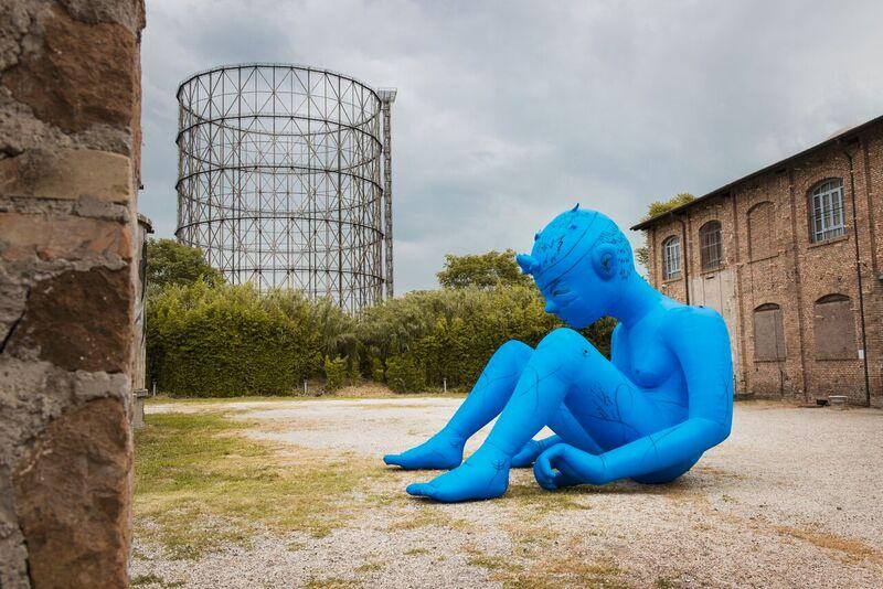 La fine è azzurra @Ilaria Magliocchetti