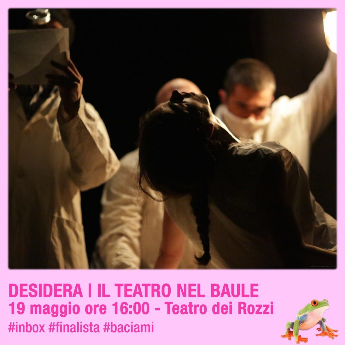 Finale IN BOX DAL VIVO Siena: Desidera Il Teatro nel Baule