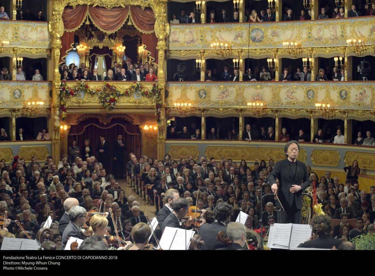 La stagione 2018-19 del Gran Teatro La Fenice di Venezia