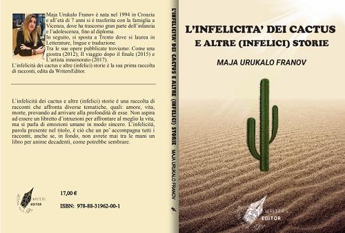 L'infelicità dei cactus e altre (infelici) storie, di Maja Urukalo Franov
