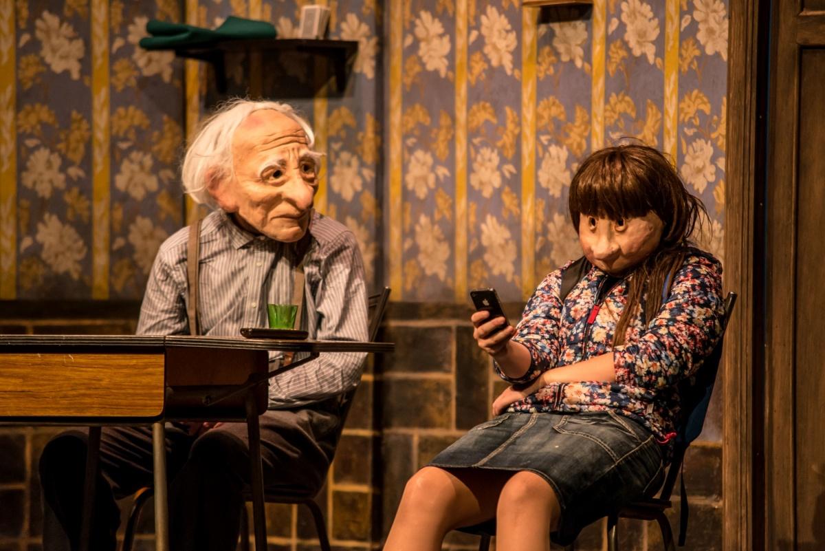 Kuluka Teatro (Premio Max per il Teatro) per la prima volta ad Avignone